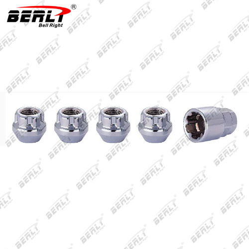 BT134-138 Wheel Locking Bolt And Key