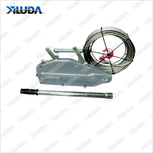 YWA-001   Winches & Accessories
